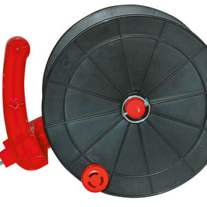 Kompakthaspel; Getriebehaspel 3:1 Haspel mit Getriebeübersetzung Weidezaunhaspel