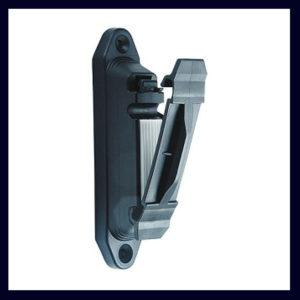 für Breitband Breitbandisolator für Weidezaun Bandisolatoren   Isolator 500 St