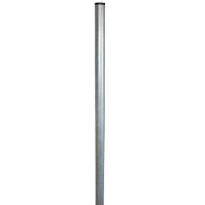 2 Stück Scharnierbolzenaufnahme für Weidetor Weidetore Stahlpfahl 88mm
